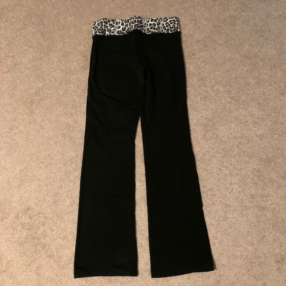 Womens Pink Yoga Pants with bling